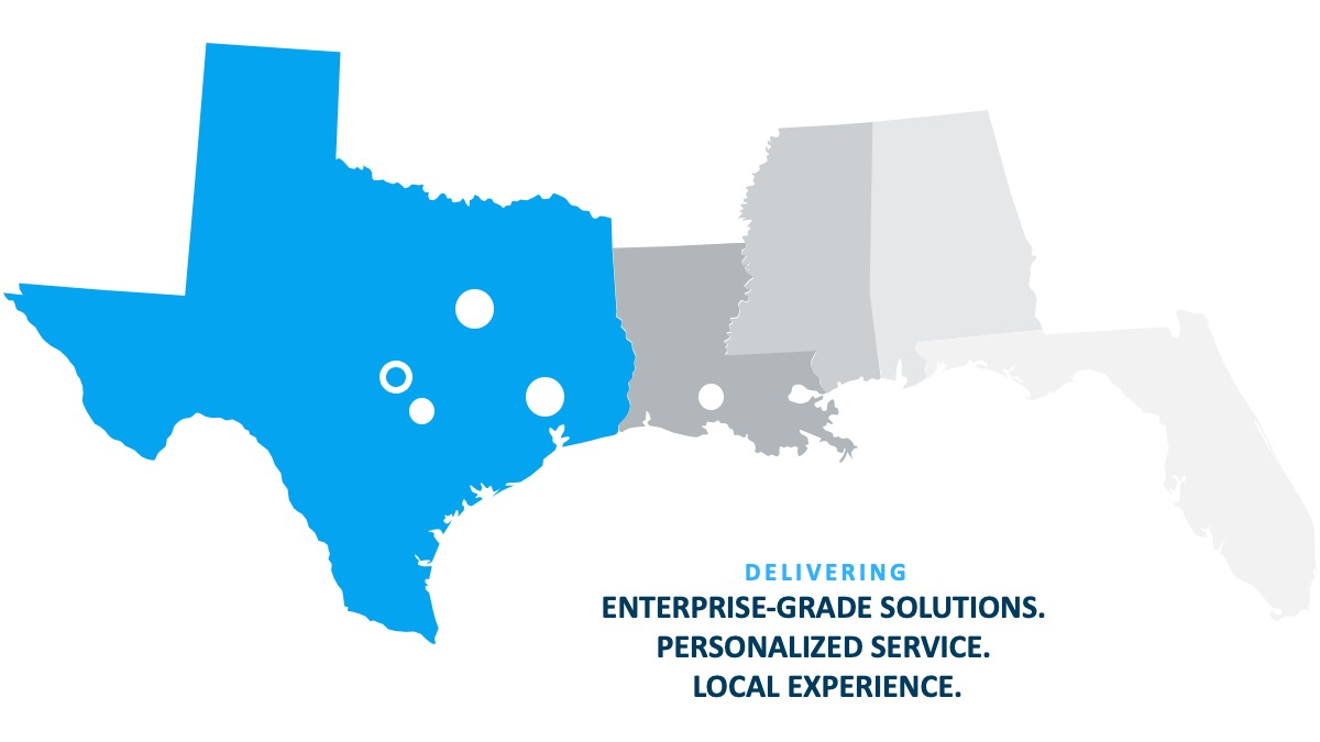 Local IT Support for Texas Government Agencies
