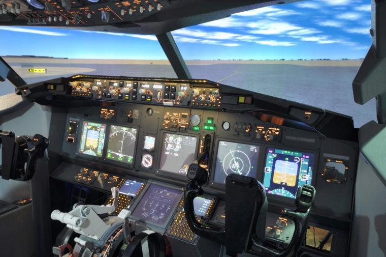 flight simulator analogy - c-stack virtualization