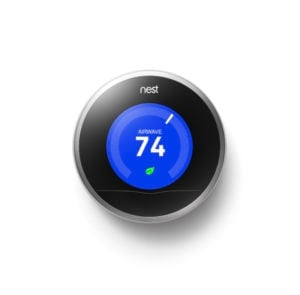 nest thermostat tech Christmas gift 2014