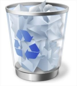 Windows Recycling Bin