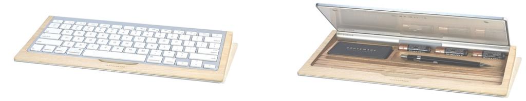 grovemade maple keyboard tray
