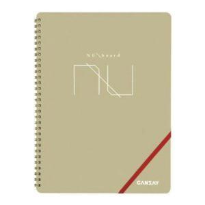 nuboard whiteboard notebook christmas gift